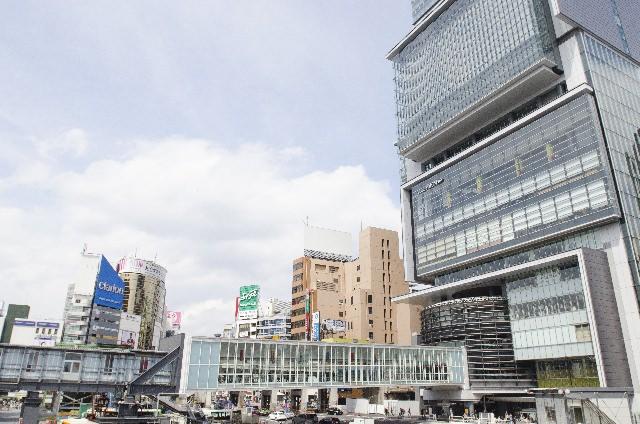 6. 渋谷の新しいショッピングスポット「渋谷ヒカリエ」