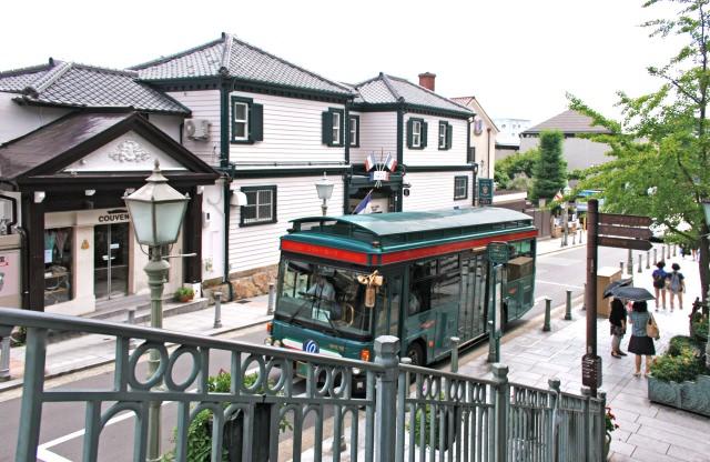 3. 神戸に並ぶ不思議な西洋館「北野異人館」