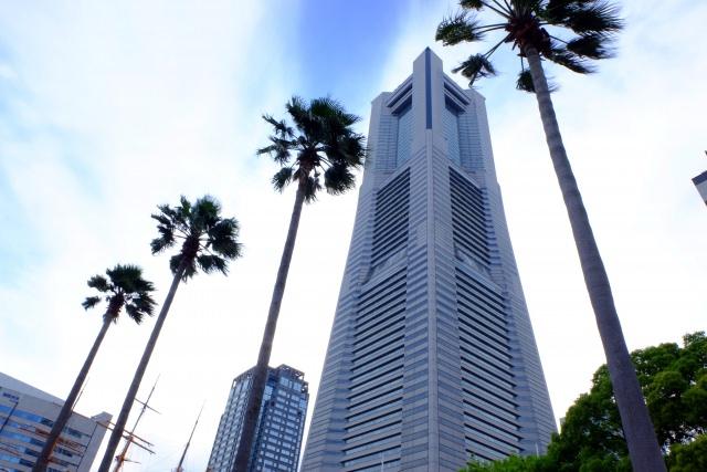 3. 横浜のシンボルでもある「ランドマークタワー」