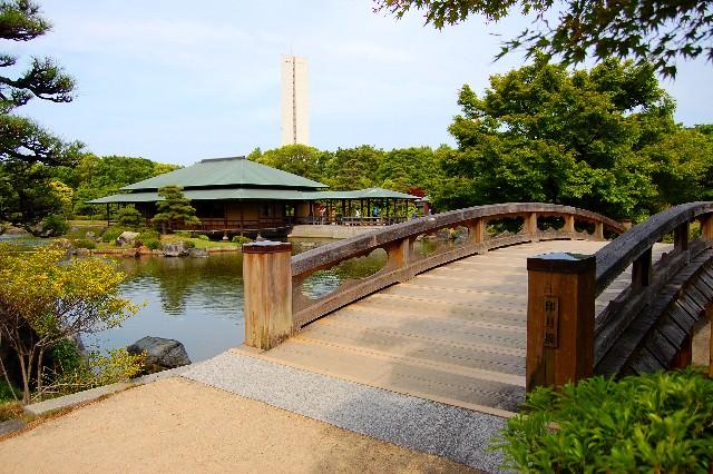 9. 圧巻の大きさの仁徳天皇陵古墳がある「大仙公園」