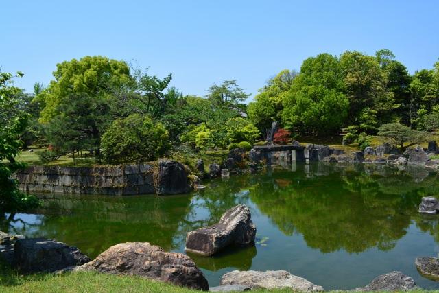 二条二の丸庭園