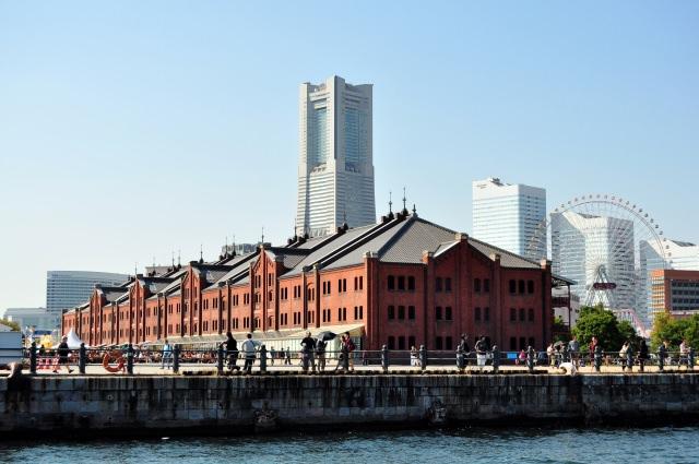 8. 横浜観光には欠かせない定番コース「横浜赤レンガ倉庫」