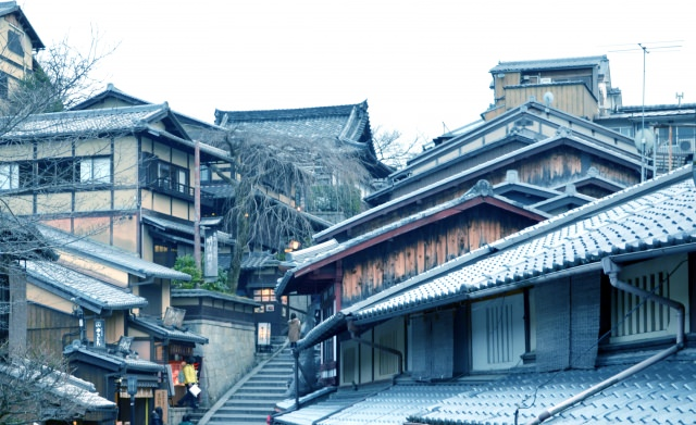 冬の京都の魅力はこれ!