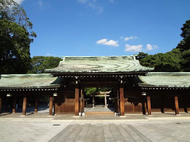 1. 日本の歴史が詰まった代表的なスポット「明治神宮」