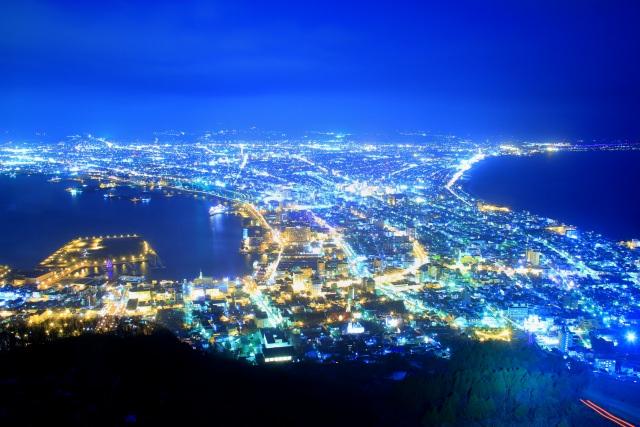 函館山からの夜景の魅力の秘密