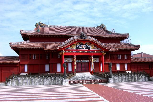 3. 沖縄のシンボルといえば「首里城」