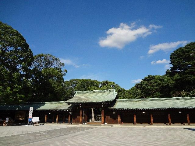 3. 東京の歴史を感じる観光スポット「明治神宮」