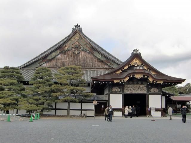 【第8位】 江戸時代の幕開けと幕引きの場所「二条城」