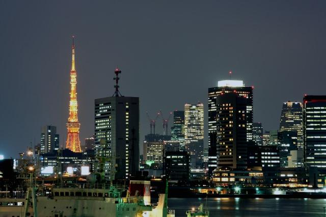 6. 最近流行りの「バケーションレンタル(民泊)」でも東京タワーが見える!