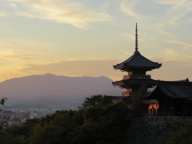 関西国際空港から京都へのアクセス