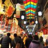 京都の錦市場で食べ歩きにおすすめな名物グルメのお店10選!