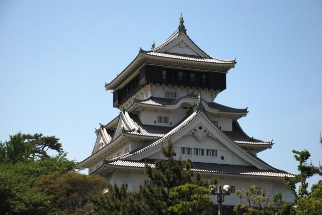 6. 福岡県で日本のお城を見るなら「小倉城」