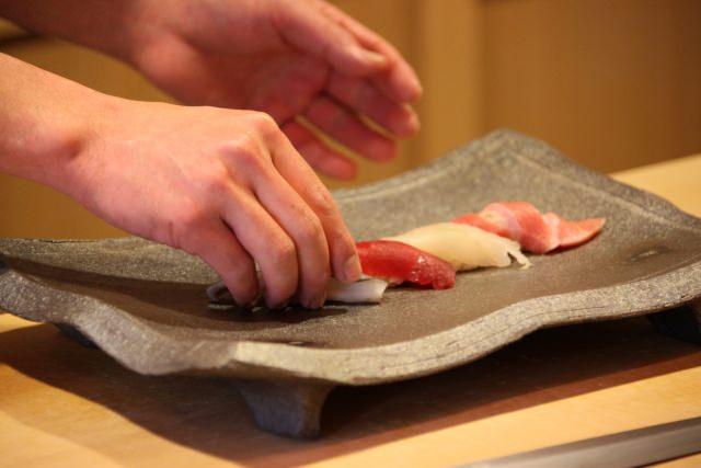3. 日本の寿司の代表格である「江戸前寿司」