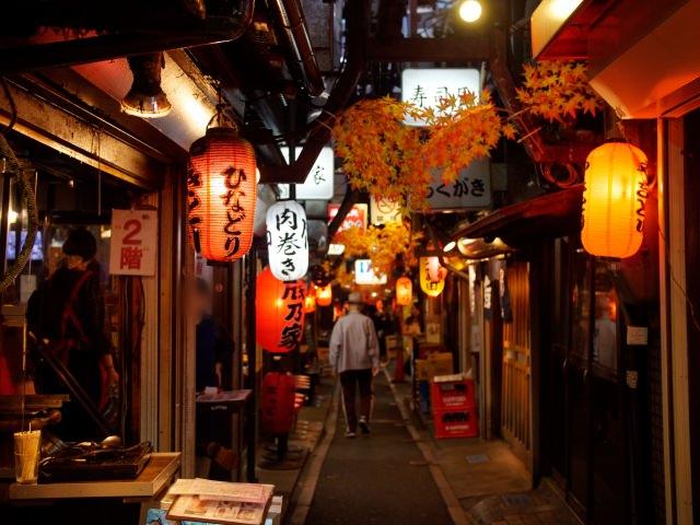 9. 昭和前期の匂い香る「新宿西口思い出横丁」