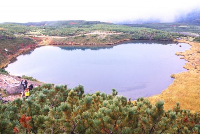 6. 10分間素晴らしい山の景色を味わえる「旭岳ロープウェイ」