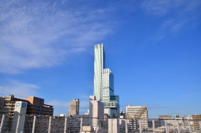 6. 大阪の新スポットになった「あべのハルカス」