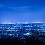 山もホテルもレストランも!福岡で美しい夜景が見える穴場スポット10選!