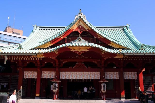 3. 秋葉原観光では欠かせないスポット!「神田神社」