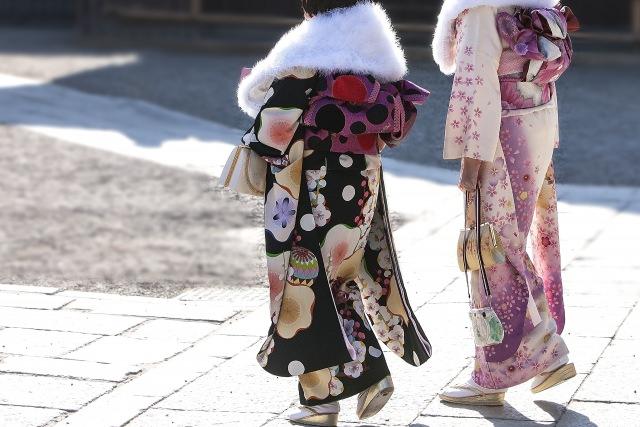 9. 着物をきて原宿の町を散策!「Kimono TOKYO Harajuku」