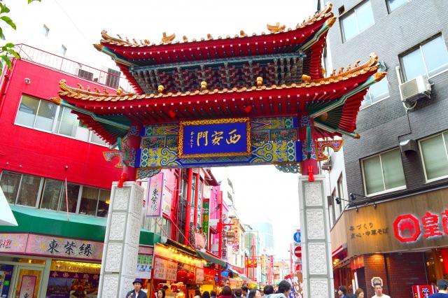 2. 100店以上のお店が集まる関西一の中華街「南京町」