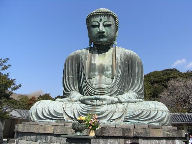 1. あの有名な鎌倉大仏がある「高徳院」