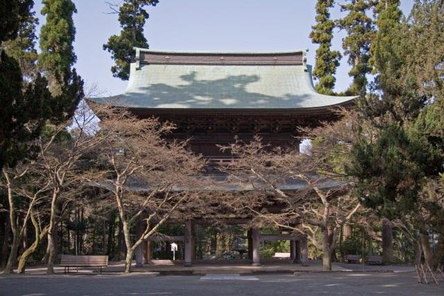 4. 北鎌倉を代表する紅葉スポット「円覚寺」