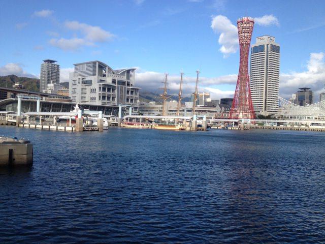 6. 神戸のシンボルともいえる人気の名所「神戸ポートタワー メリケンパーク周辺」
