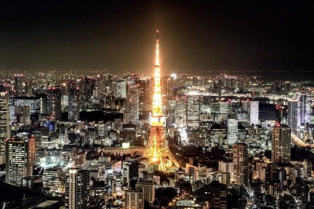 1. 東京といえばやっぱりここ!中学生も大満足!「東京タワー」