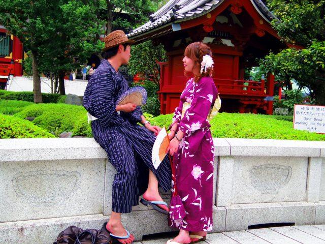 4. 着物を着てタイムスリップ!?日本文化を感じることができる名所「浅草寺」