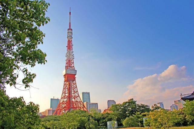7. 東京のシンボルで朝を満喫!「東京タワー」