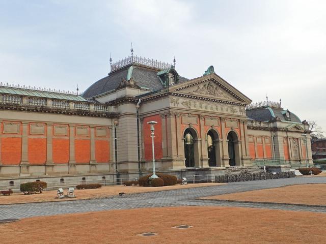 10. 12000点を超える収蔵品「京都国立博物館」