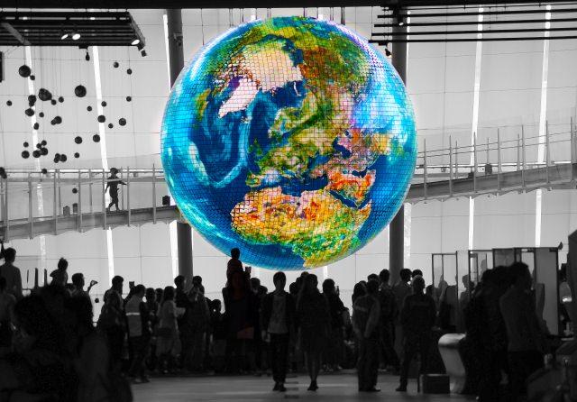 3. 科学技術の進歩を体験できる観光スポット!「日本科学未来館」