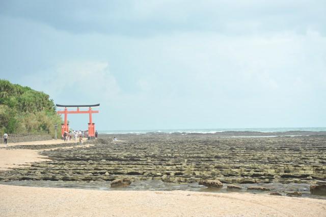 5. 宮崎県にある由緒正しき神聖な観光地「青島神社」