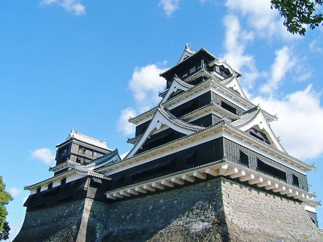 1. 完全修復には20年かかるとも。熊本のシンボルといえば「熊本城」