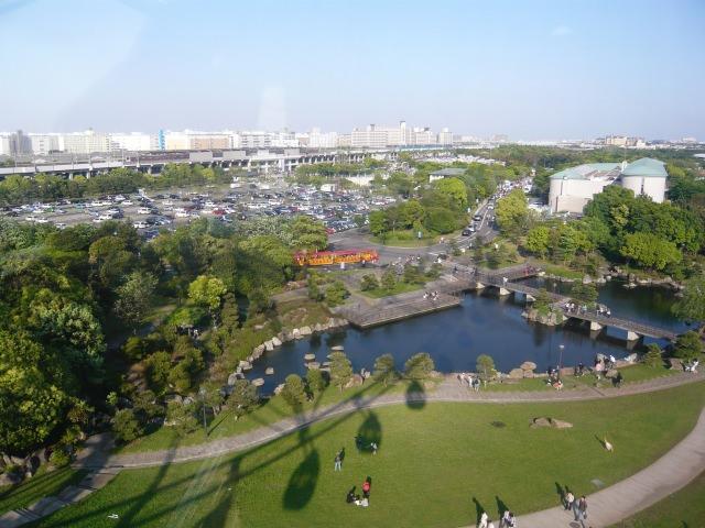 6. 東京湾が目の前!中学生の好きなものが大集合「葛西臨海公園」