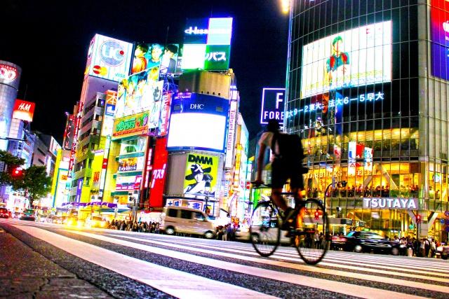 10. 服装自由!東京の繁華街を心ゆくまで楽しもう!「渋谷」