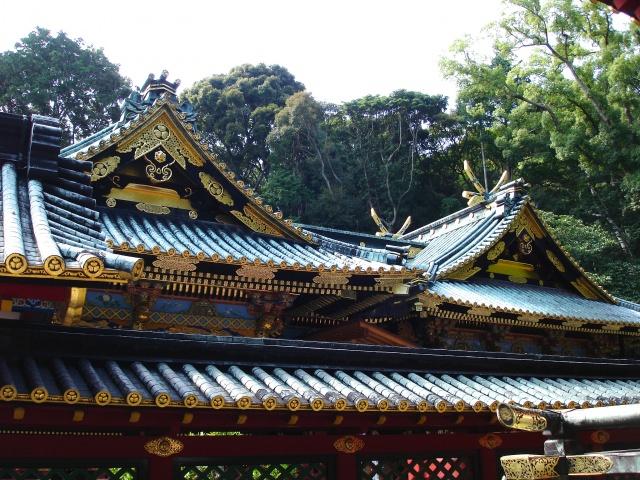 2. 本殿前まで続く1159段の階段は圧巻!「久能山東照宮」