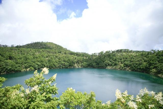 7. 四季折々の景色が楽しめる宮崎県にある高原!「えびの高原」