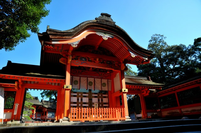 4. 歴史を感じる!大分の神聖な観光地「宇佐神宮」