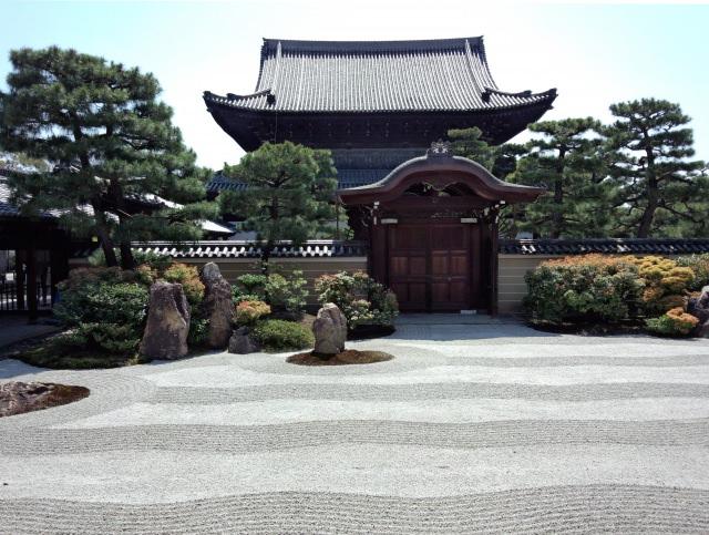 7. 枯山水の庭も美しい「建仁寺」