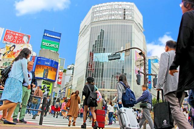 10. 東京のど真ん中!高校生のうちに一度は観光したい!「渋谷」