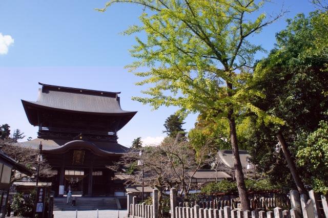 3. 伝統ある神社に赴こう「阿蘇神社」