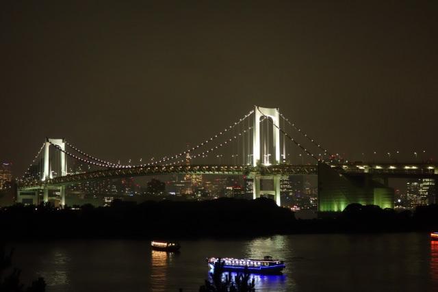 3. 船の上から見る東京の観光スポット!「水上バス」