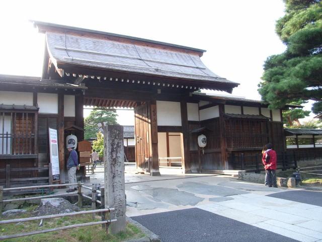 2. 飛騨高山の歴史を感じる観光スポット「高山陣屋」