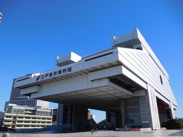 7. 江戸時代へタイムスリップ!歴史好きなご両親へ!「江戸東京博物館」