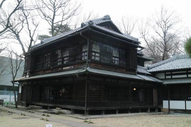 8. 東京中心から少し離れた場所にある、歴史感じる観光スポット!「江戸東京たてもの園」