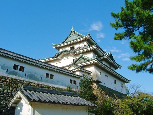 1. Speaking of the sightseeing spot in the Wakayama prefecture, this is the one! [Wakayama Castle]