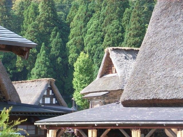 10. 歴史感じる富山の人気観光スポット!「世界遺産、相倉合掌造り集落」