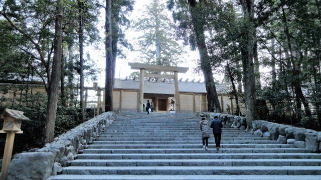 10. 日本を代表する神社の一つ!2000年もの歴史がある「伊勢神宮」