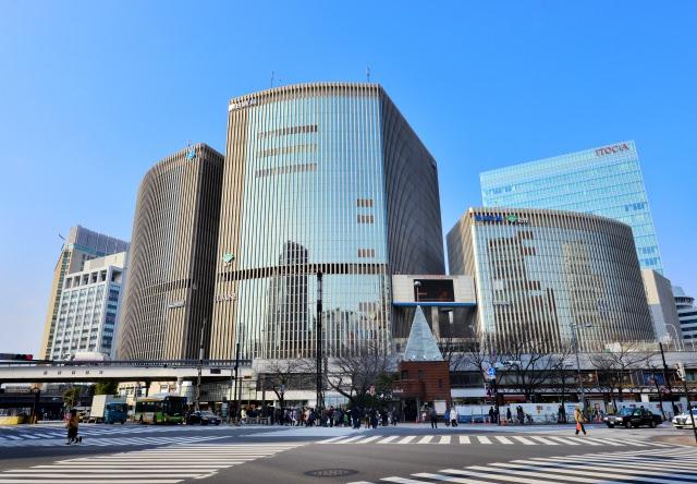 9. 有楽町マルイを中心に若者向けの東京のファッションスポット!「有楽町イトシア」